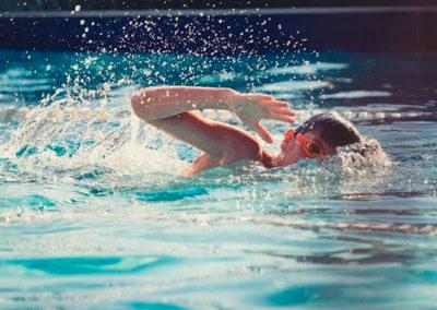 Alle Kinder sollen schwimmen können