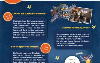 Das LIVE Mitmach-Hörspiel – wir sind dabei!